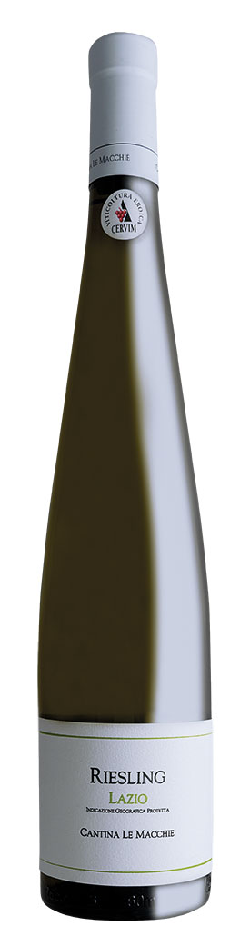riesling le macchie