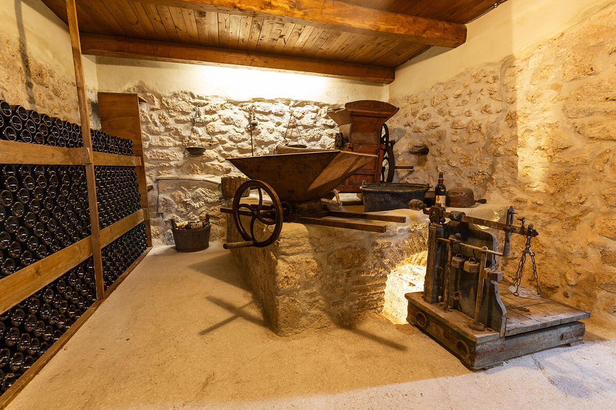cantina storica le macchie